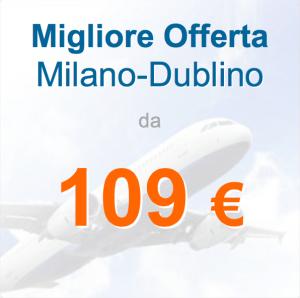 Milano - Dublino