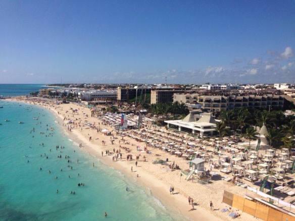 Playa del Carmen by Vogliotrasferirminmessico.com