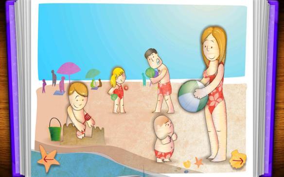 Domenica in spiaggia con Vogliotrasferirminmessico.com